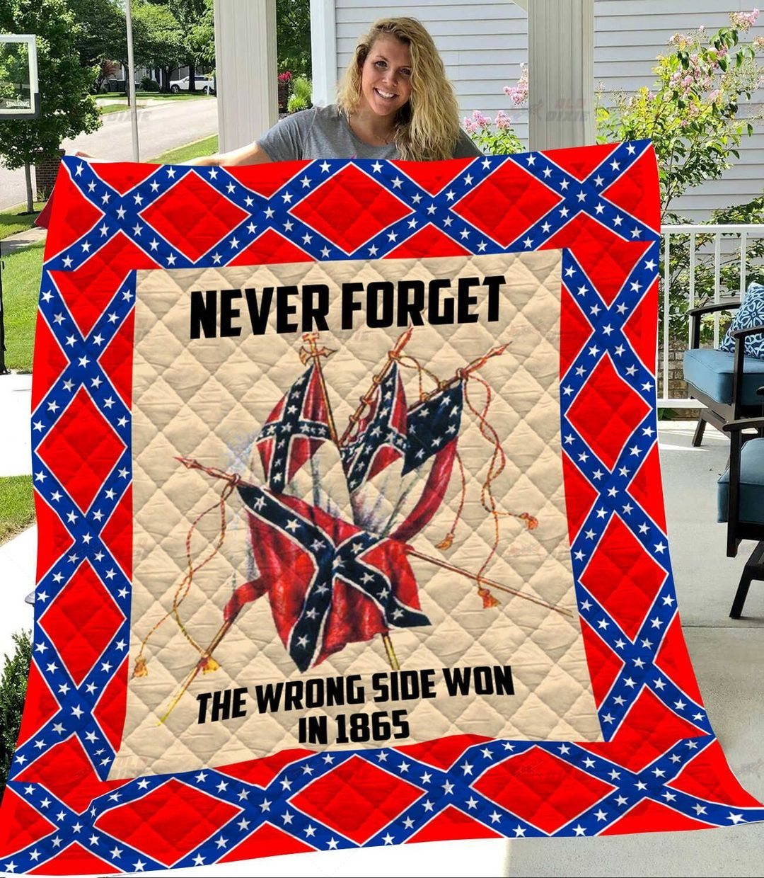 Never Forget The Wrong Side Won In 1865