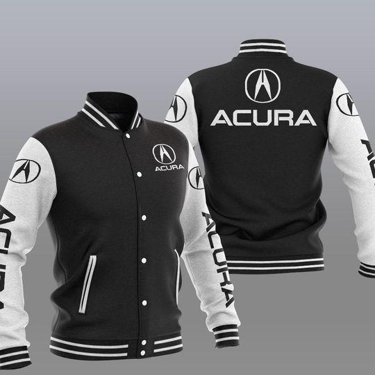 Acura baseball jacket 1