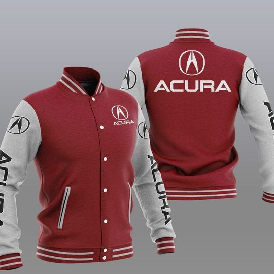 Acura baseball jacket 3