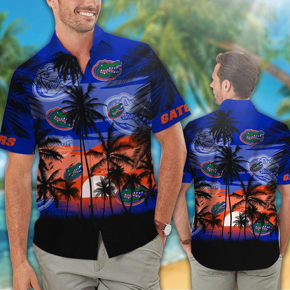 Florida Gators Tropical hawaiian shirt 1