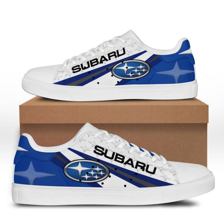 Subaru stan smith low top shoes 5