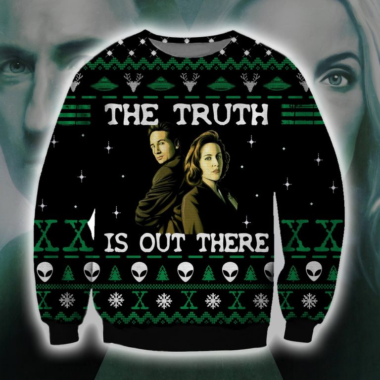 The X files The truth is out there sweater sweatshirt 1